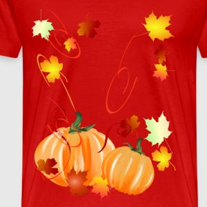 Pretty Fall - Men's Premium T-Shirt