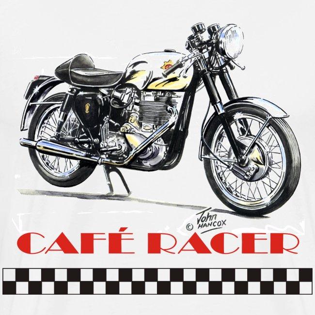 Cafe Racer - Gold Star