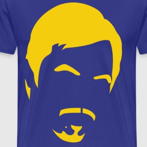 Manny No Nose Mens Tee Shirt by AiReal Apparel - Men's Premium T-Shirt