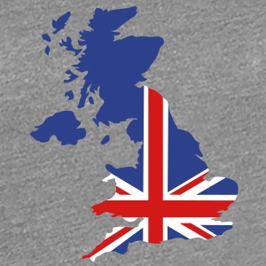Great Britain UK Women's T-Shirts - Women's Premium T-Shirt