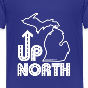 Toddlers: Up North T-Shirt - Toddler Premium T-Shirt