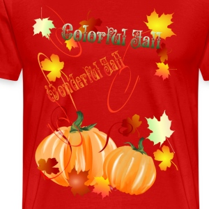 Beautiful Fall - Men's Premium T-Shirt