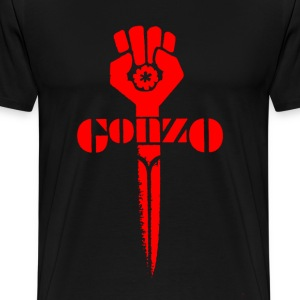 Gonzo - Men's Premium T-Shirt