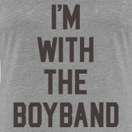 Design ~ I'm with the  Boyband