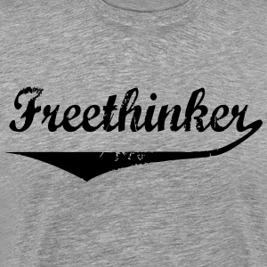 Freethinker 2 - Men's Premium T-Shirt