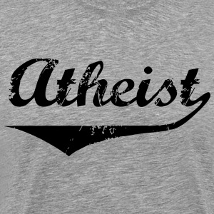 Atheist 2 - Men's Premium T-Shirt