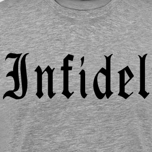 Infidel 1 - Men's Premium T-Shirt