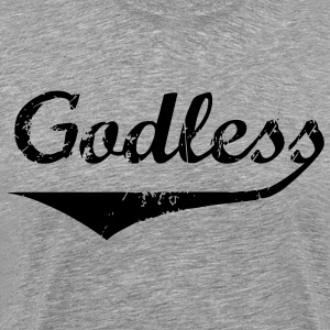 Godless 2 - Men's Premium T-Shirt
