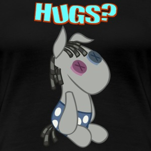 Hugs? - Women's Premium T-Shirt