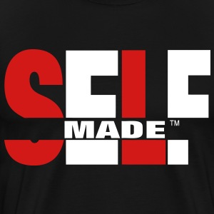 SELF MADE T-Shirts - Men's Premium T-Shirt
