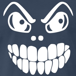 Scary mask - Men's Premium T-Shirt
