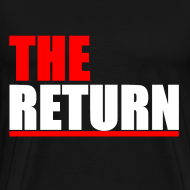 Design ~ Derrick Rose The Return T-Shirt