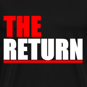 Design ~ Derrick Rose The Return T-Shirt