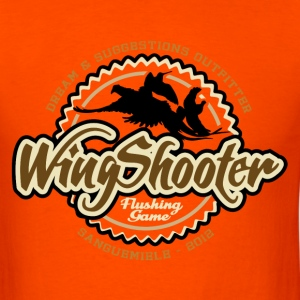 wingshooter__flushing T-Shirts - Men's T-Shirt