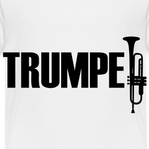 Trumpet Baby & Toddler Shirts - Toddler Premium T-Shirt