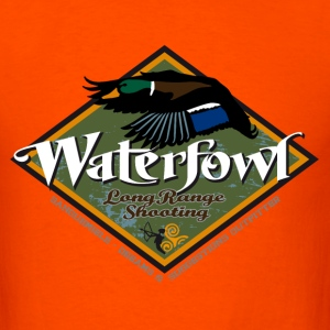 waterfowl_lrs_sem T-Shirts - Men's T-Shirt