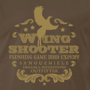 wingshooter_of T-Shirts - Men's Premium T-Shirt