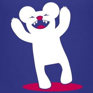 scary bear roaring with arms up kawaii! Baby & Toddler Shirts - Toddler Premium T-Shirt