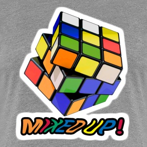Mixed Up - Women's Premium T-Shirt