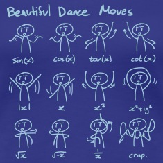 beautiful_dance_moves Women's T-Shirts