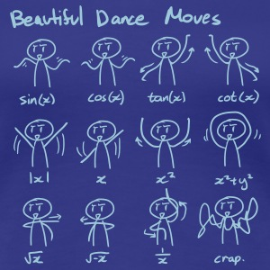 beautiful_dance_moves Women's T-Shirts - Women's Premium T-Shirt
