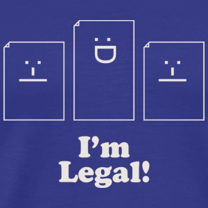 I'm Legal - Men's Premium T-Shirt