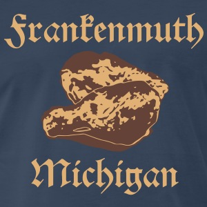 Frankenmuth fried chicken T-Shirts - Men's Premium T-Shirt