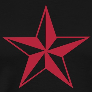 Nautical Star T-Shirts - Men's Premium T-Shirt