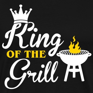 King of the Grill T-Shirts - Men's Premium T-Shirt