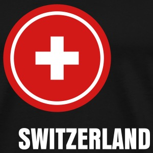Switzerland Suisse T-Shirts - Men's Premium T-Shirt
