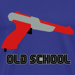 old_school_game T-Shirts - Men's Premium T-Shirt