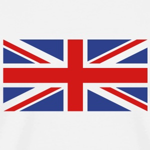 British flag T-Shirts - Men's Premium T-Shirt