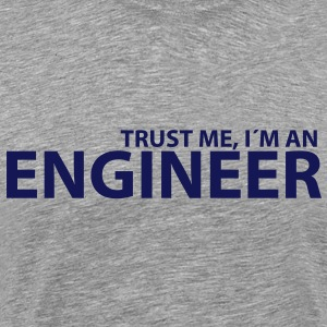 Engineer T-Shirts - Men's Premium T-Shirt