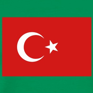 Turkish flag T-Shirts - Men's Premium T-Shirt
