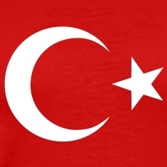 Turkish flag T-Shirts