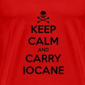 Keep Calm And Carry Iocane - Men's Premium T-Shirt