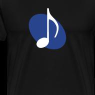 Design ~ Blue Music Emblem