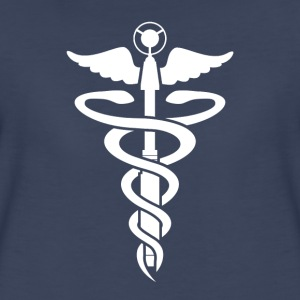 The Gallifreyan Caduceus Women's T-Shirts - Women's Premium T-Shirt