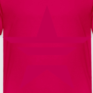 SHARP shape red star stylish stylised  Baby & Toddler Shirts - Toddler Premium T-Shirt