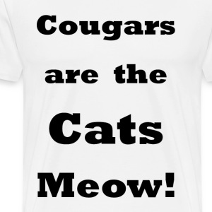 Cats Meow    BLA214 - Men's Premium T-Shirt