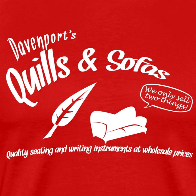 Quills and Sofas