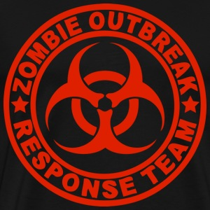 Zombie Outbreak Response Team - Men's Premium T-Shirt