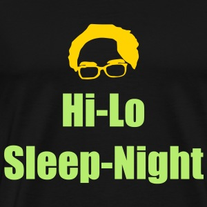 Hi Lo - Sleep Night KCCO T-Shirts - Men's Premium T-Shirt