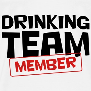 Drinking Team : Member T-Shirts - Men's Premium T-Shirt