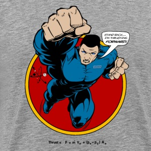 Superhero 3 - Men's Premium T-Shirt