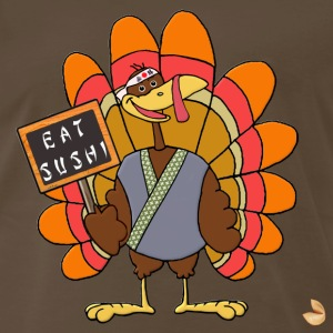 Funny Thanksgiving T-Shirts - Men's Premium T-Shirt