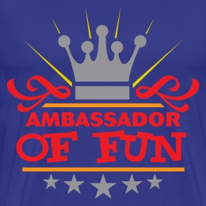 Ambassador Of Fun - Men's Premium T-Shirt