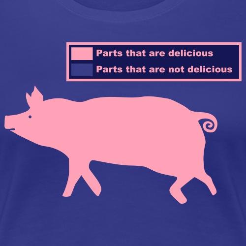 Bacon Pig Pork BBQ