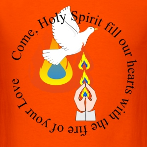 holyspirit T-Shirts - Men's T-Shirt