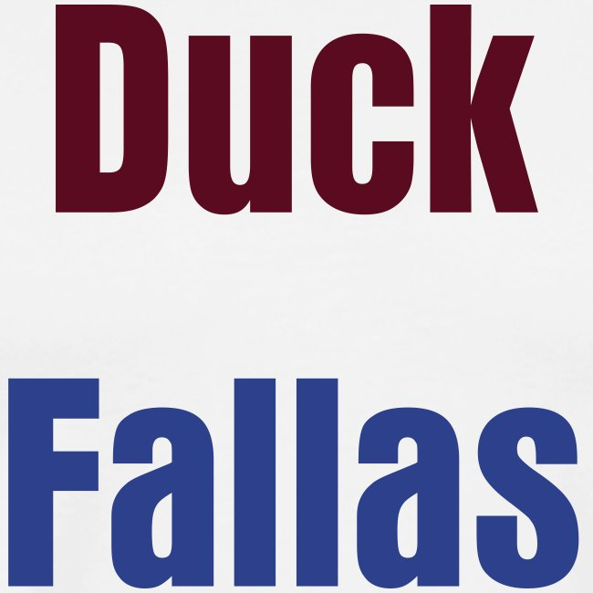 3XL/4XL Burgundy Warpath Duck Fallas Tee